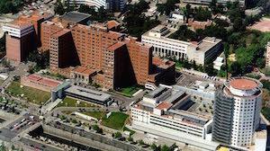 Hospital Valle Hebron