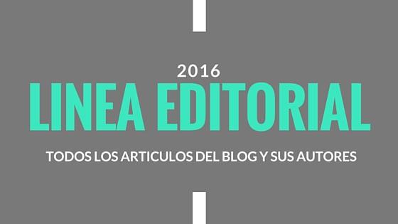 linea editorial